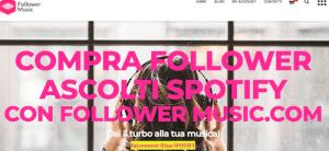 comprare i follower spotify 4
