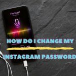 How do I change my Instagram password 1